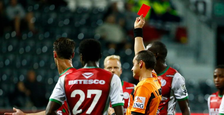 Zulte Waregem wint hoger beroep: Pletinckx kan toch spelen tegen KAA Gent