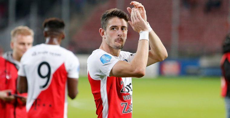 FC Utrecht verbijstert: 'Ik geloof niet dat Dalmau voor 250.000 euro komt'