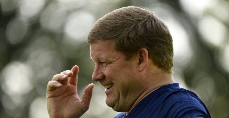 Vanhaezebrouck ziet Anderlecht blunderen op transfermarkt: 'Positie niet ingevuld'