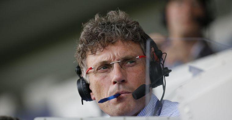 'De spelers hebben dat tijdens de rust gevraagd aan coach Bölöni'