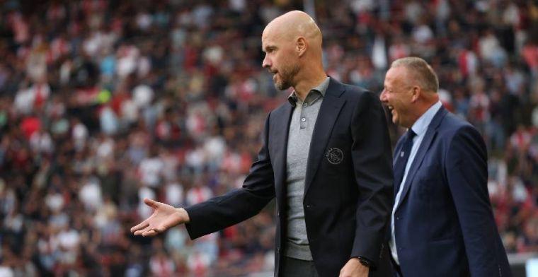 Algemeen Dagblad: Ajax speelt tegen Lille met Ziyech op het middenveld