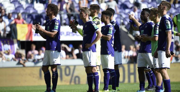 Anderlecht met de billen bloot tegen Antwerp: Een nieuwe mokerslag
