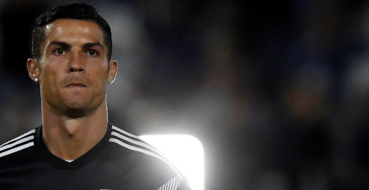 Openhartige Ronaldo vol schaamte: 'Ze spelen met je waardigheid en eerlijkheid'