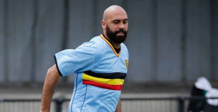 Anderlecht geeft Vanden Borre een nieuwe kans: Nu hard werken