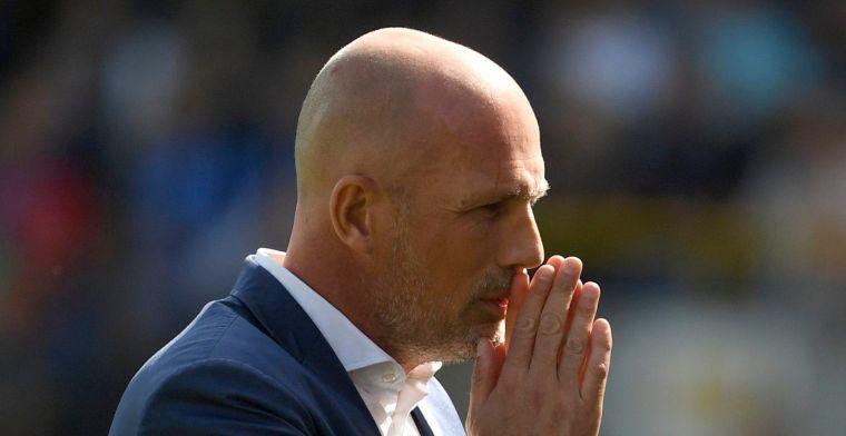 Weelde voor Club Brugge-trainer Clement: Veel jongens zijn aan het pushen