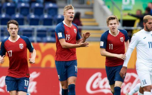 Afbeelding: OFFICIEEL: Anderlecht ziet Noorse tiener Evjen voor Nederlandse AZ kiezen