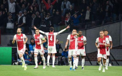 Afbeelding: Spelersrapport: Uitblinker Ajax op het middenveld, Onana en 'Nico' cruciaal