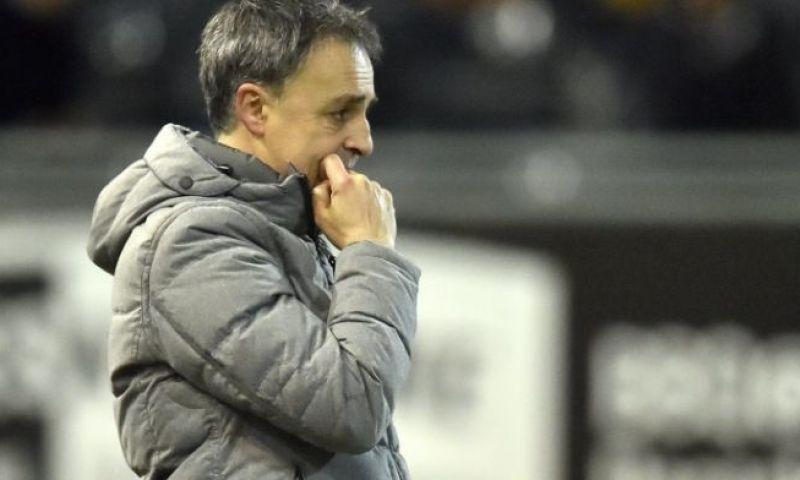Afbeelding: 'Crasson mag toch blijven en neemt als interim tijdelijk over van Ferrera'