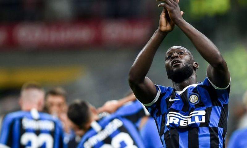 Afbeelding: 'Italiaanse bond bestraft Cagliari niet voor racisme tegen Lukaku'