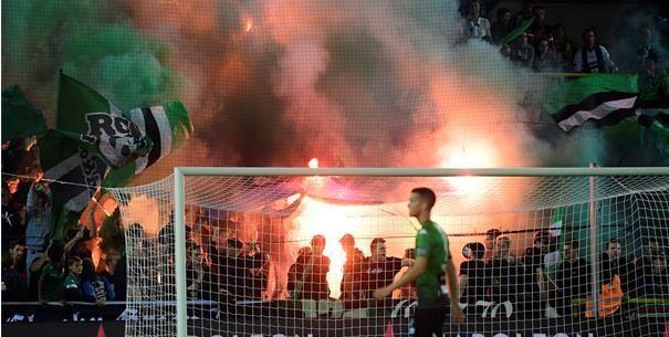Politie vraagt hulp van fans na rellen door Brugse derby