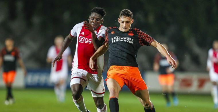 Traoré hoopt op Ajax-doorbraak: 'Een van redenen dat ze Dolberg lieten gaan'