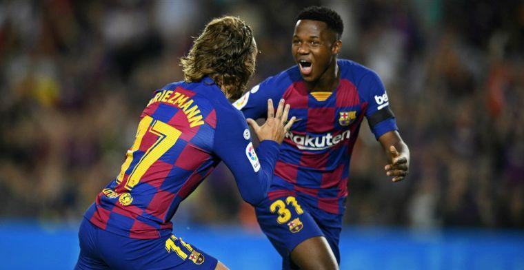 'Het gaat in Barcelona alleen maar over deze jongen, niet over Frenkie de Jong'