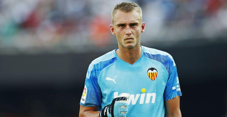 'Grote onrust bij Spaanse topclub Valencia: spelers gaan in protest tegen bestuur'