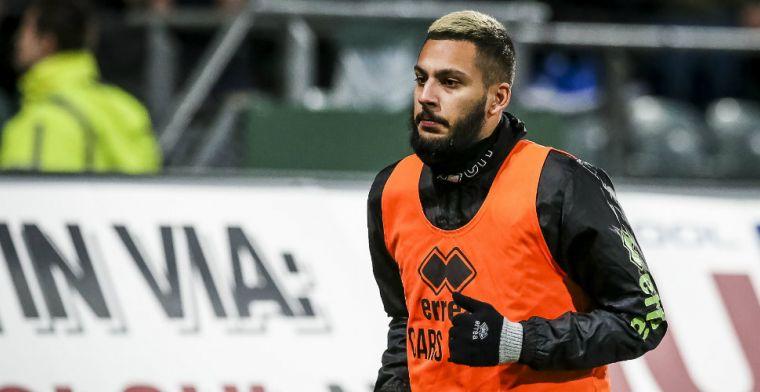 Kishna verwacht lastige wedstrijd voor Ajax: 'Vooral keeper is belachelijk goed'