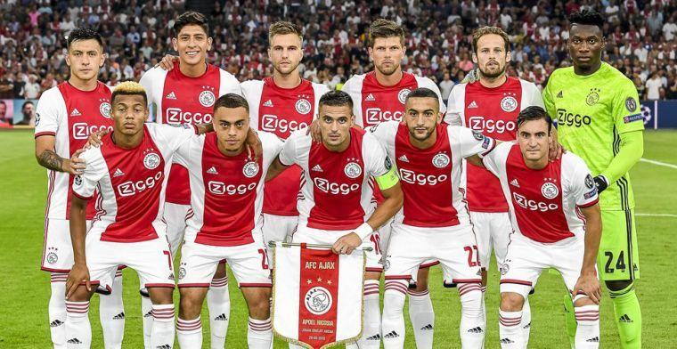 'Ajax is weer tweederangs, niet dezelfde ploeg zonder zijn fenomenen'