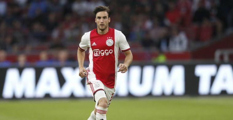 Tagliafico wil schitteren met Ajax: 'Dezelfde prestatie leveren als vorig jaar'