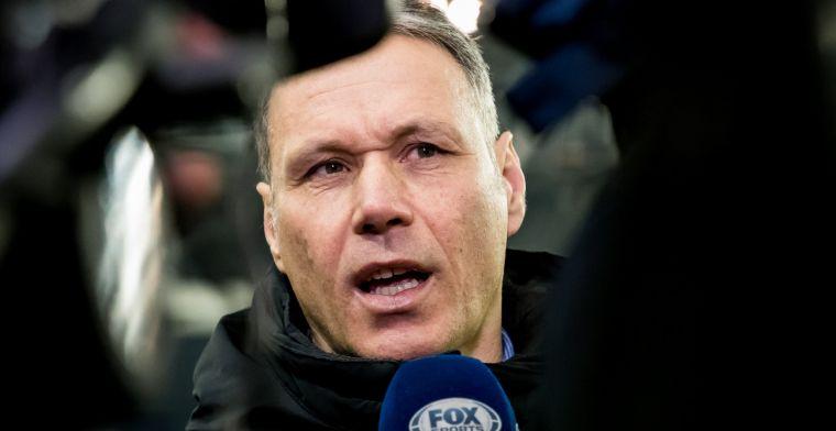 Kraay: 'Ik kan me indenken dat Van Basten uit het raam wilde springen'