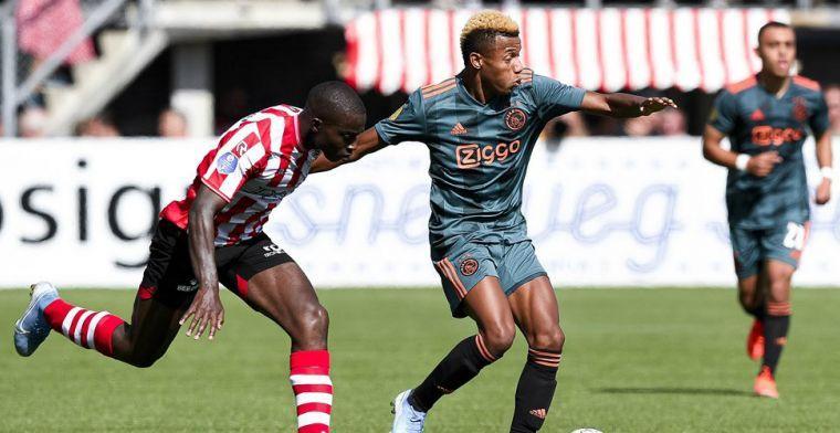 Neres: 'Ajax sterker dan vorig seizoen, alles in huis om goed toernooi te spelen'