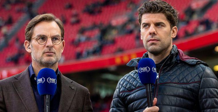 De Boer voorziet 'groot verschil' voor Ajax: 'Ze kwamen om drie punten te pakken'