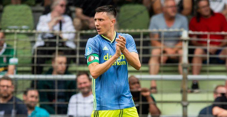 Goed nieuws voor Feyenoord: terugkeer op groepstraining