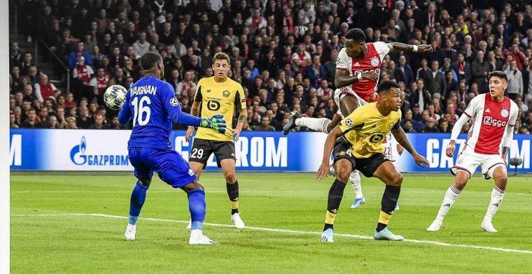 LIVE: Ajax begint Champions League-jaar met ruime zege (gesloten)