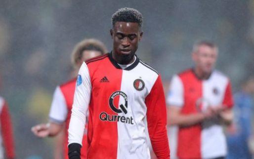 Afbeelding: Feyenoord verlengt contract van jeugdproduct: 'Sterke verdediger met potentie'