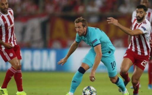 Afbeelding: Olympiakos ontfutselt Spurs de overwinning; Galatasaray en Club Brugge scoren niet