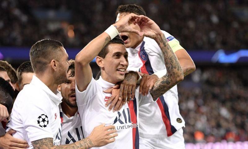 Afbeelding: Real krijgt flink klop in Parijs: Di Maria dwingt ex-ploeggenoten op de knieën