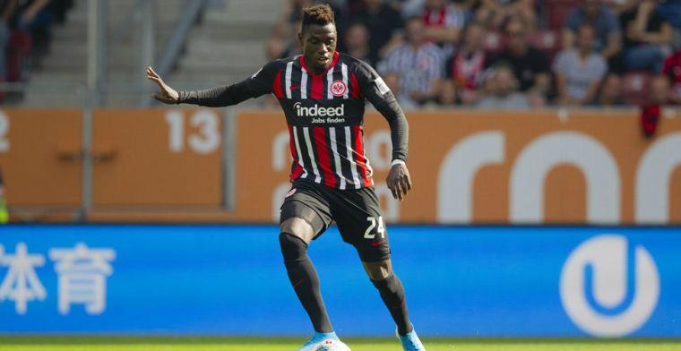 Frankfurt-back Da Costa spant rechtszaak tegen moeder aan vanwege zes shirts