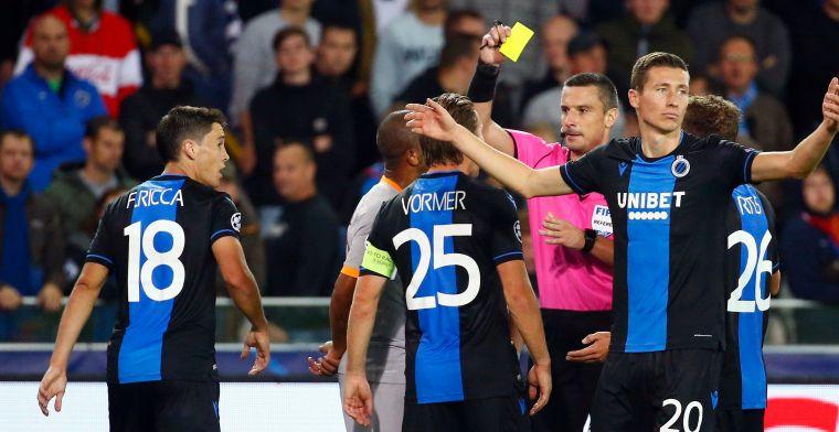 Club Brugge vergeet zichzelf te belonen tegen Galatasaray in de Champions League