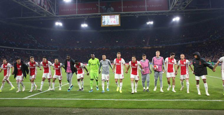Kranten pakken superlatieven erbij: 'Ajacieden weer koningen van hun voetbalrijk'