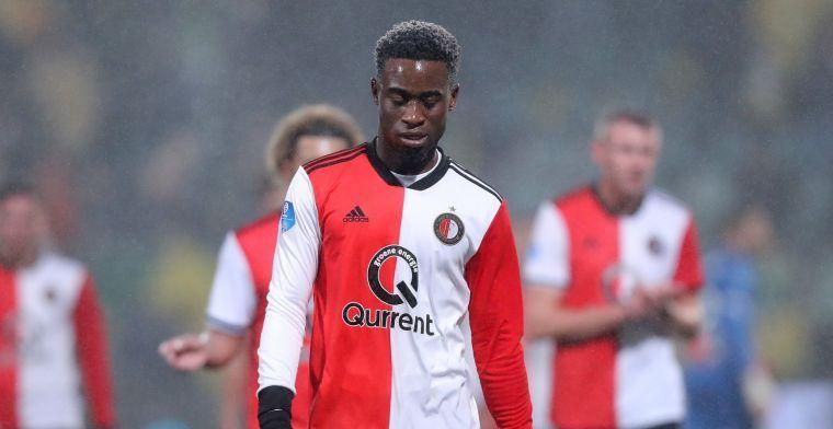 Feyenoord verlengt contract van jeugdproduct: 'Sterke verdediger met potentie'