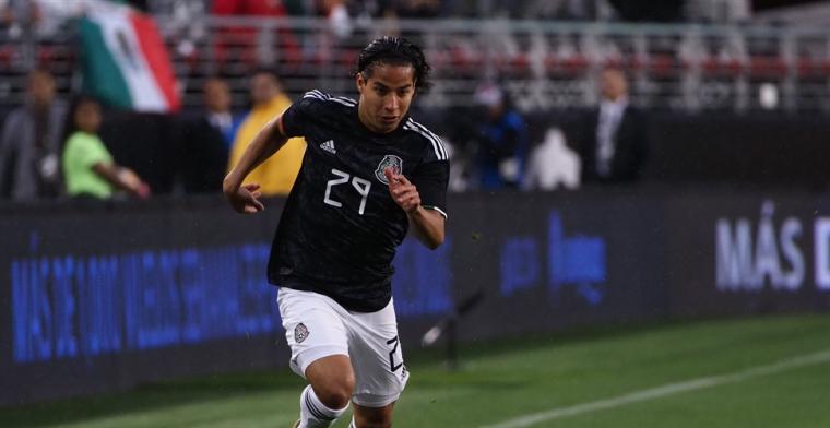 Gerucht in Mexico: 'Ouders van Lainez hebben genoeg gezien en hopen weer op Ajax'