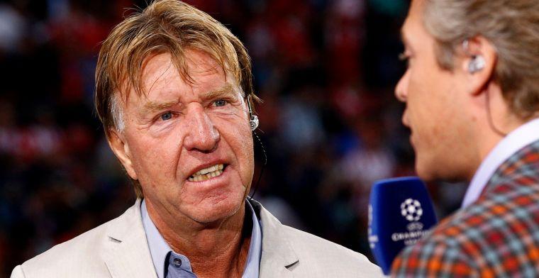 De Mos hekelt analistengilde na kritiek op Ajax: 'Hoe krijg je het in je hoofd!?'