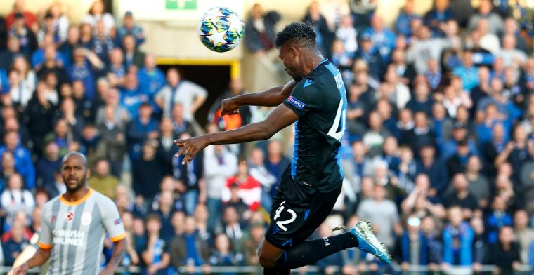 LIVE: Club Brugge twee keer dicht bij het openingsdoelpunt