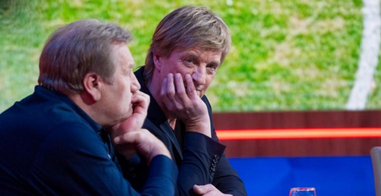 Kritische Kieft wijst naar Ajax-duo: 'Als ze er moesten zijn, waren ze er niet'