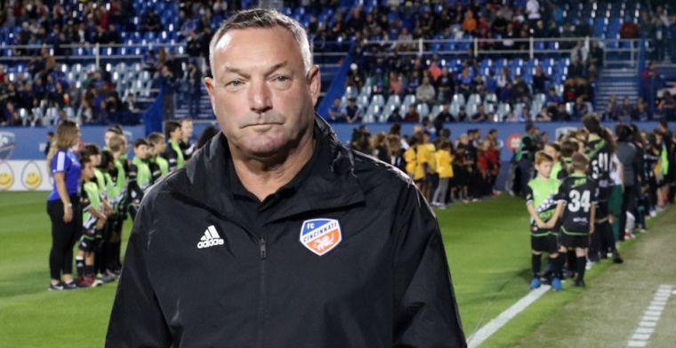 Jans versus De Boer: 'Ooit met 5-1 van hem gewonnen, maar met 2-1 ook tevreden'