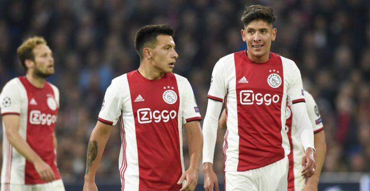 De Mos sneert naar 'papegaaien': 'Ajax geen middenveld, hoe durf je 't te zeggen?'