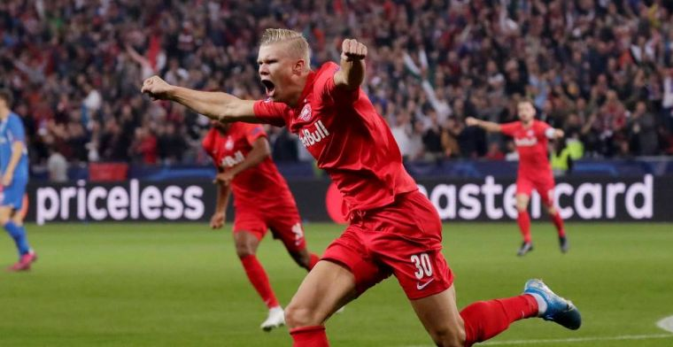 Champions League-held (19) in extase: 'Hoop dat wij het nieuwe Ajax kunnen zijn'