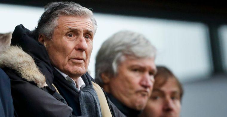 Swart: 'Dan heb je PSV half liggen, want het spel maken kunnen ze niet'
