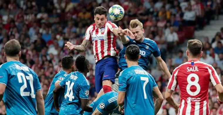 Juventus geeft 0-2 voorsprong weg na fraai voetbalgevecht, Bayern start met zege