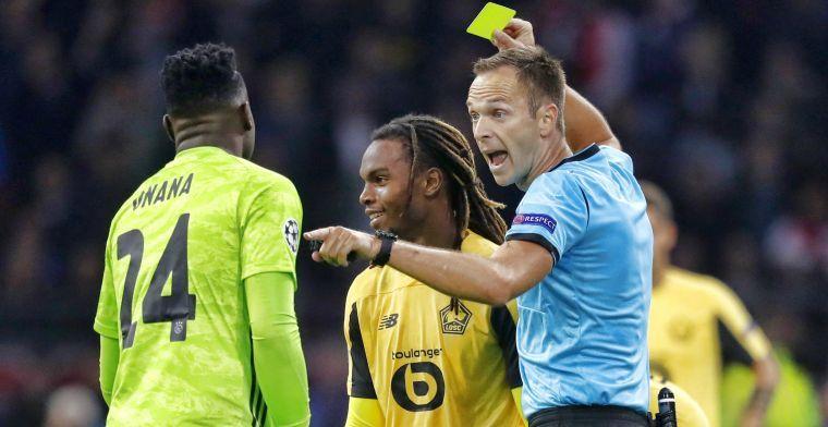 Onana: 'Ik train elke dag bij Ajax om die redding in de wedstrijd te kunnen maken'