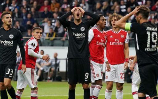 Afbeelding: Europa League: Dost verliest van Arsenal, Vilhena hard onderuit met Krasnodar