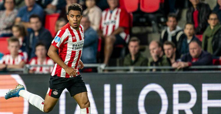 Ajax liet Malen glippen: 'Donyell was zeker niet minder dan Dolberg'