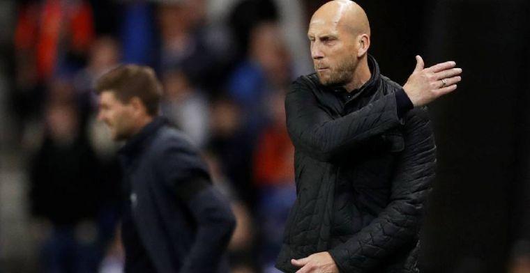 Stam zag slap Feyenoord in Schotland: 'Zij schoppen je lachend doormidden'