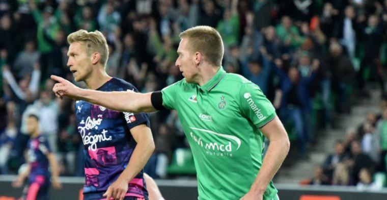 KAA Gent ontvangt Saint-Étienne: een vervallen grootmacht die niet in vorm is