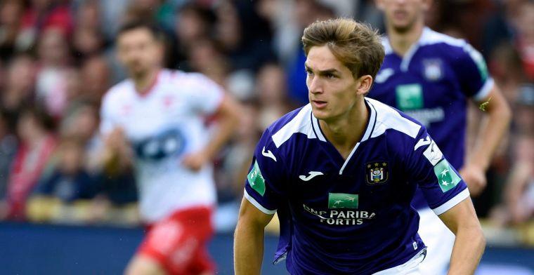 Ook twee keer goed nieuws voor Anderlecht in aanloop naar duel tegen Club Brugge