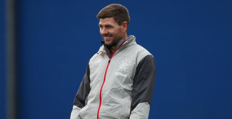 Gerrard kijkt terug op tijd met Nederlanders: 'Kan me zijn naam niet herinneren'