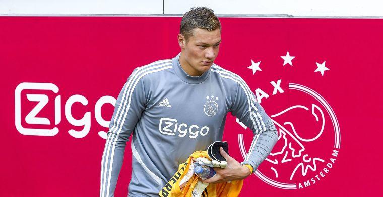 'Twee keer zo breed' na Ajax-transfer: 'Ik heb in de vakantie doorgetraind'