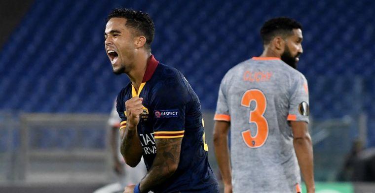 Chong wint ternauwernood met United, Kluivert scoort bij ruime zege Roma